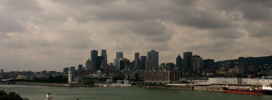 Pożegnanie z Montrealem