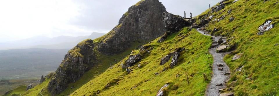Quiraing – ostatni dzień na szlakach Isle of Skye